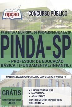 PROFESSOR DE EDUCAÇÃO BÁSICA I (FUNDAMENTAL/INFANTIL)