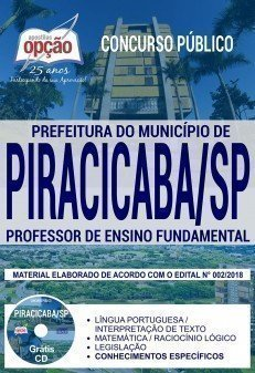 PROFESSOR DE ENSINO FUNDAMENTAL