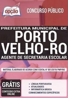AGENTE DE SECRETARIA ESCOLAR