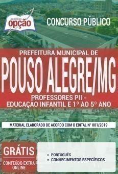 PROFESSORES PII - EDUCAÇÃO INFANTIL E 1º AO 5º ANO