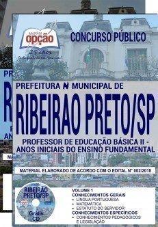 PROFESSOR DE EDUCAÇÃO BÁSICA II - ANOS INICIAIS DO ENSINO FUNDAMENTAL