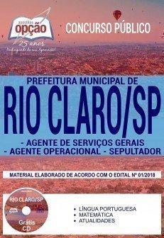 AGENTE DE SERVIÇOS GERAIS, AGENTE OPERACIONAL E SEPULTADOR
