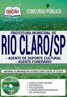 AGENTE DE SUPORTE CULTURAL E AGENTE FUNERÁRIO