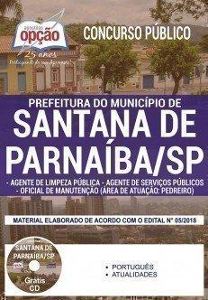 AG. DE LIMPEZA PÚBLICA, AG. DE SERVIÇOS PÚBLICOS E OF. DE MANUTENÇÃO - PEDREIRO