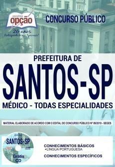 MÉDICO - TODAS ESPECIALIDADES