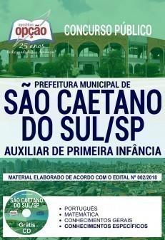 AUXILIAR DE PRIMEIRA INFÂNCIA