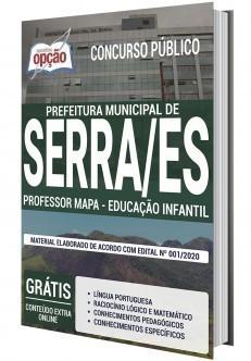 PROFESSOR MAPA - EDUCAÇÃO INFANTIL