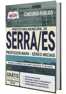 PROFESSOR MAPA - SÉRIES INICIAIS