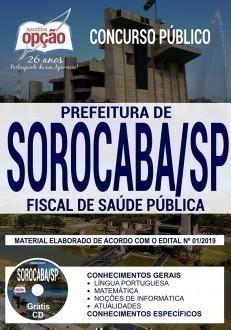 FISCAL DE SAÚDE PÚBLICA