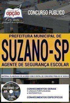 AGENTE DE SEGURANÇA ESCOLAR