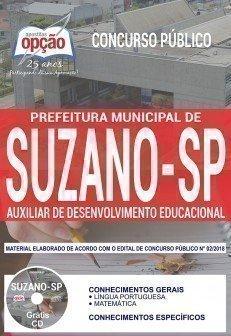 AUXILIAR DE DESENVOLVIMENTO EDUCACIONAL