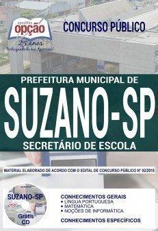 SECRETÁRIO DE ESCOLA