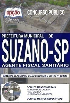 AGENTE FISCAL SANITÁRIO