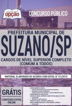 CARGOS DE NÍVEL SUPERIOR COMPLETO (COMUM A TODOS)