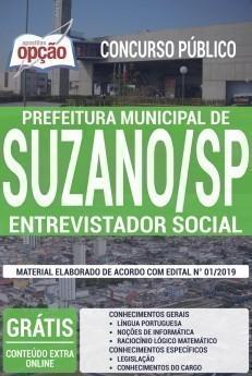 ENTREVISTADOR SOCIAL