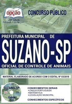 OFICIAL DE CONTROLE DE ANIMAIS