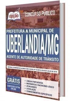 AGENTE DE AUTORIDADE DE TRÂNSITO