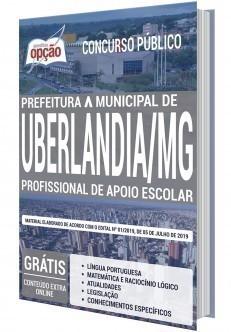 PROFISSIONAL DE APOIO ESCOLAR