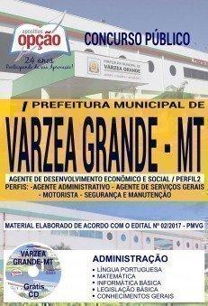 AGENTE DE DESENVOLVIMENTO ECONÔMICO E SOCIAL - PERFIL 2