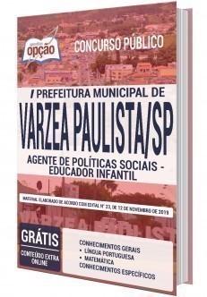 AGENTE DE POLÍTICAS SOCIAIS - EDUCADOR INFANTIL