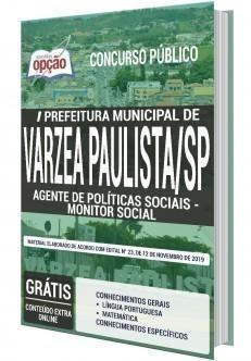 AGENTE DE POLÍTICAS SOCIAIS - MONITOR SOCIAL