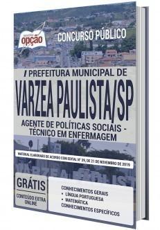 AGENTE DE POLÍTICAS SOCIAIS - TÉCNICO EM ENFERMAGEM