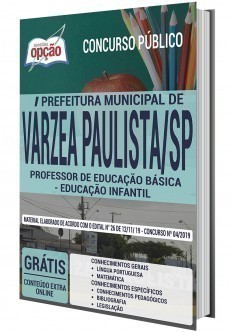 PROFESSOR DE EDUCAÇÃO BÁSICA - EDUCAÇÃO INFANTIL