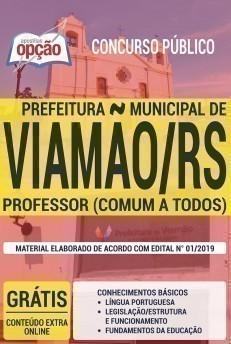 PROFESSOR (CONTÉUDO COMUM A TODOS OS CARGOS)