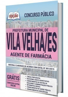 AGENTE DE FARMÁCIA