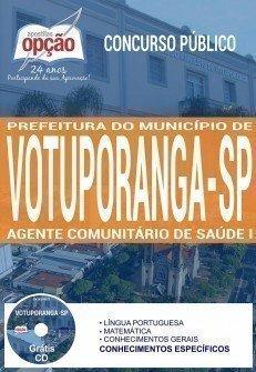AGENTE COMUNITÁRIO DE SAÚDE I