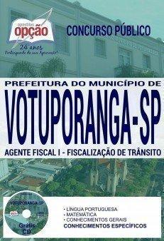 AGENTE FISCAL I - FISCALIZAÇÃO DE TRÂNSITO