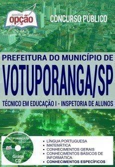 TÉCNICO EM EDUCAÇÃO I - INSPETORIA DE ALUNOS