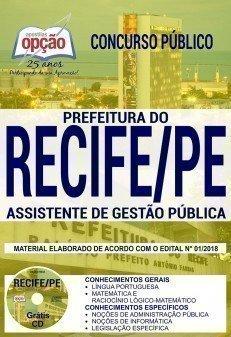 ASSISTENTE DE GESTÃO PÚBLICA