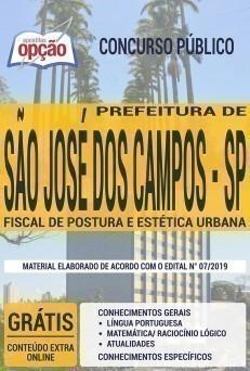 FISCAL DE POSTURAS E ESTÉTICA URBANA