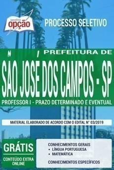 PROFESSOR I - PRAZO DETERMINADO E EVENTUAL