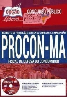 Apostila Concurso PROCON MA 2017 - FISCAL DE DEFESA DO CONSUMIDOR