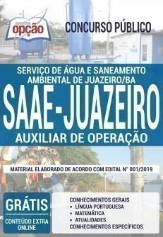 AUXILIAR DE OPERAÇÃO