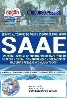 COPEIRA, OFICIAL DE ENC. DE MAN. DE REDES, OFICIAL DE MAN. E OPER. DE MÁQUINAS PESADAS