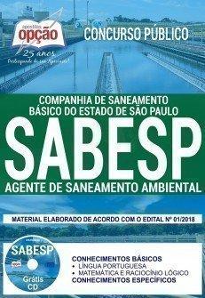 AGENTE DE SANEAMENTO AMBIENTAL