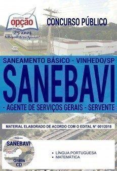 AGENTE DE SERVIÇOS GERAIS E SERVENTE