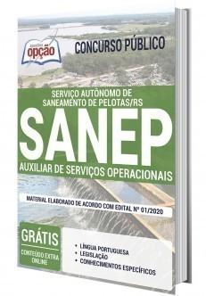 AUXILIAR DE SERVIÇOS OPERACIONAIS