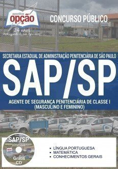 AGENTE DE SEGURANÇA PENITENCIÁRIA DE CLASSE I (MASC E FEM)