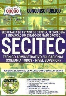 TÉCNICO ADMINISTRATIVO EDUCACIONAL - NÍVEL SUPERIOR (COMUM A TODOS)