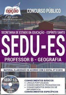 PROFESSOR B - GEOGRAFIA