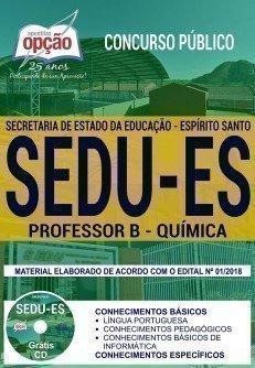 PROFESSOR B - QUÍMICA