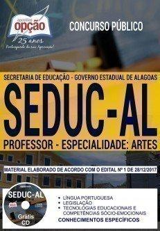 PROFESSOR - ESPECIALIDADE: ARTES