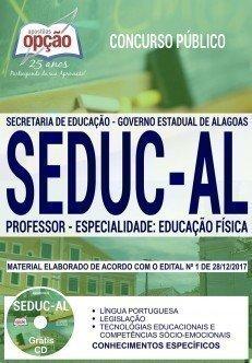 PROFESSOR - ESPECIALIDADE: EDUCAÇÃO FÍSICA