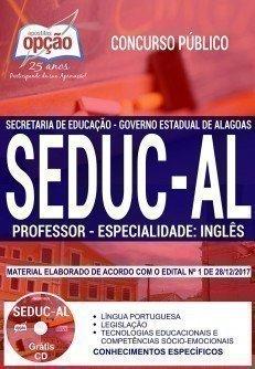 PROFESSOR - ESPECIALIDADE: INGLÊS