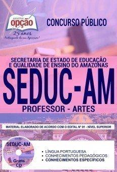 PROFESSOR - ARTES
