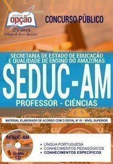 PROFESSOR - CIÊNCIAS